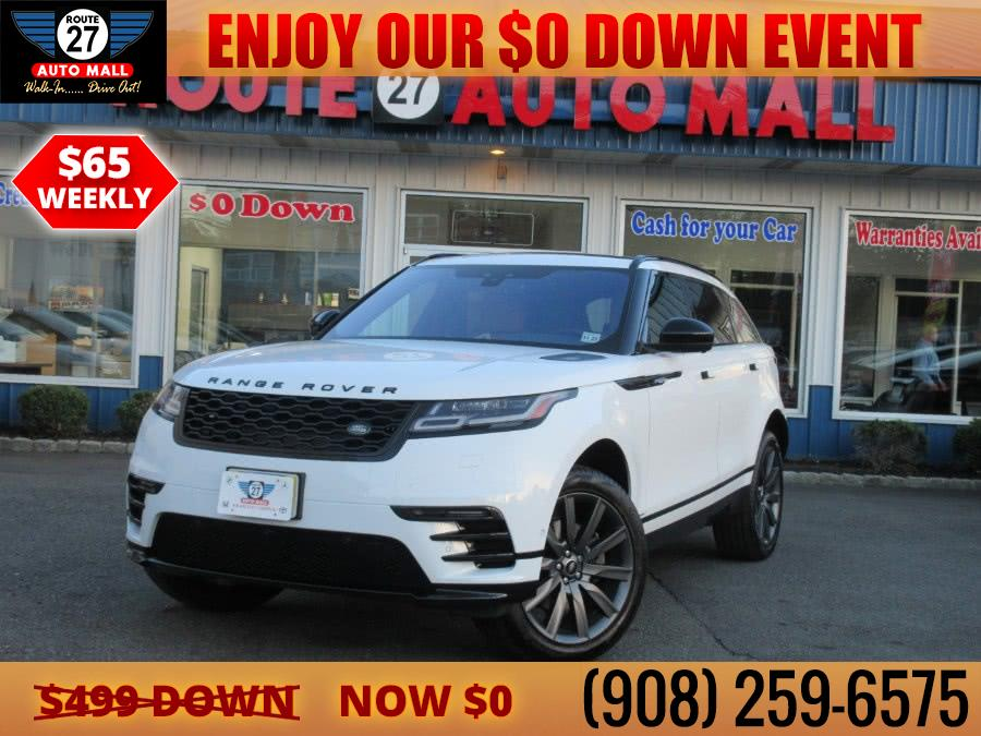Used 2018 Land Rover Range Rover Velar in Linden, New Jersey | Route 27 Auto Mall. Linden, New Jersey