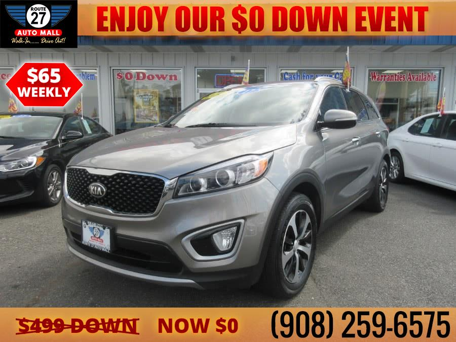 Used 2017 Kia Sorento in Linden, New Jersey | Route 27 Auto Mall. Linden, New Jersey