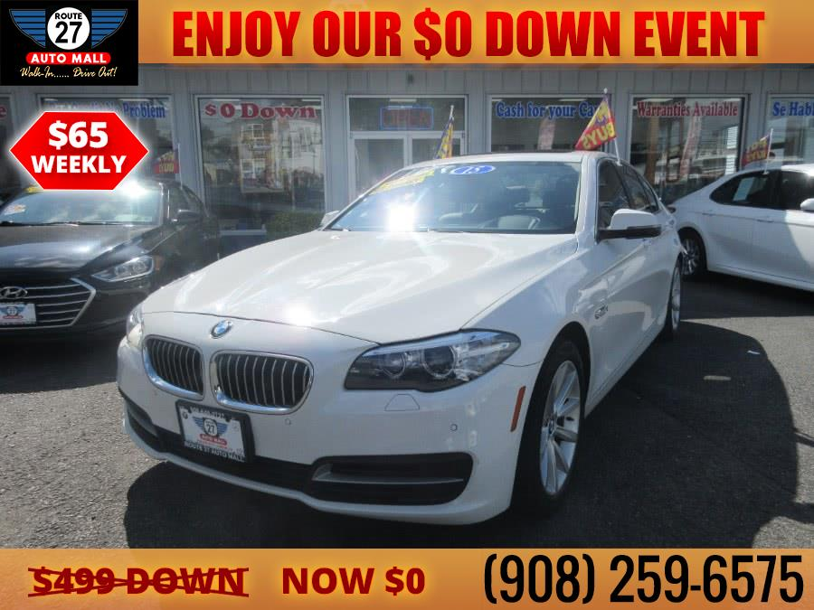 Used 2014 BMW 5 Series in Linden, New Jersey | Route 27 Auto Mall. Linden, New Jersey