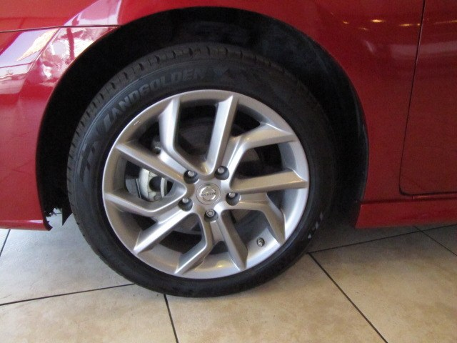 Used Nissan Sentra 4dr Sdn I4 CVT SR 2014   Auto Network Group Inc. Placentia, California