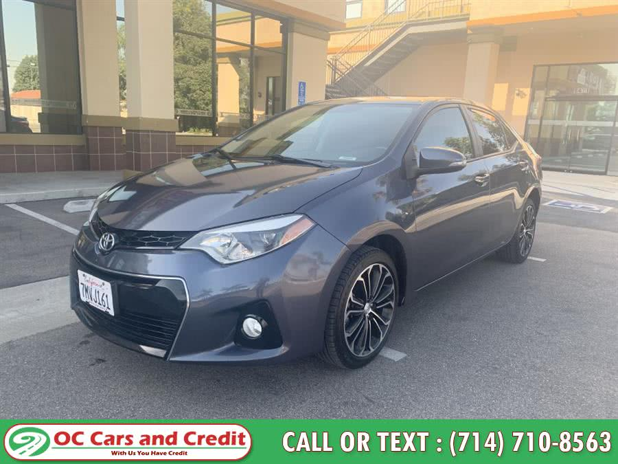 Used 2015 Toyota Corolla in Garden Grove, California | OC Cars and Credit. Garden Grove, California