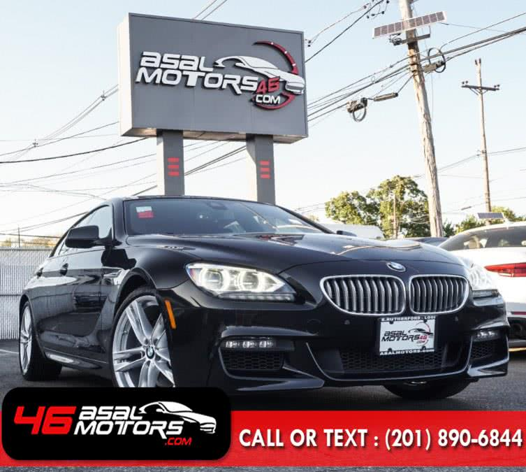 Used 2015 BMW 6 Series in East Rutherford, New Jersey | Asal Motors 46. East Rutherford, New Jersey