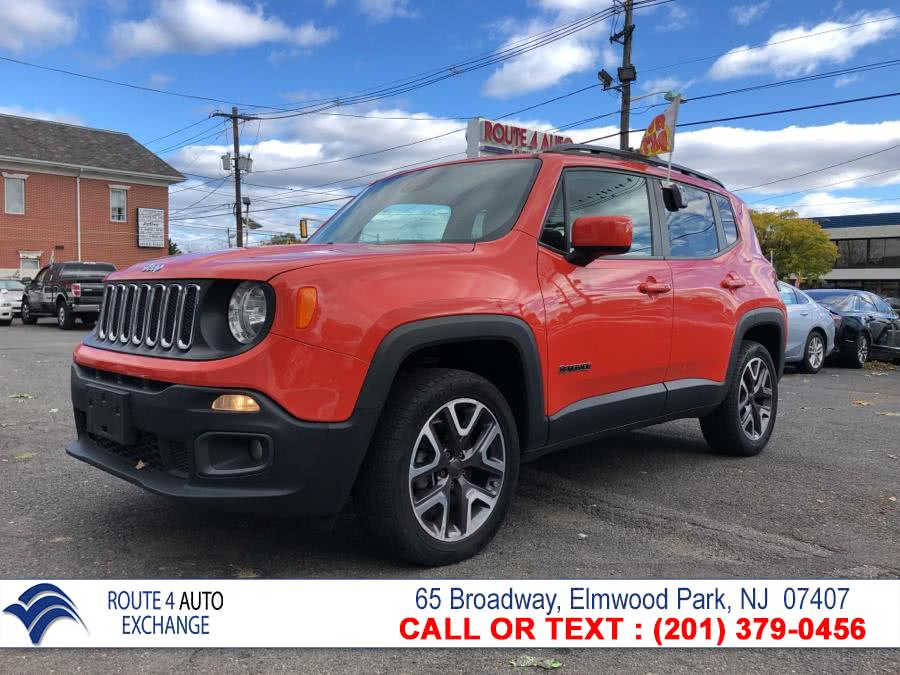 Used 2015 Jeep Renegade in Elmwood Park, New Jersey | Route 4 Auto Exchange. Elmwood Park, New Jersey