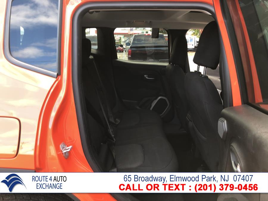 Used Jeep Renegade 4WD 4dr Latitude 2015 | Route 4 Auto Exchange. Elmwood Park, New Jersey