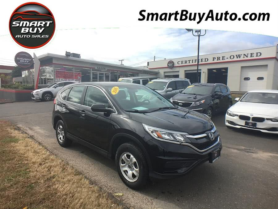 Used 2016 Honda Cr-v in Wallingford, Connecticut | Smart Buy Auto Sales, LLC. Wallingford, Connecticut