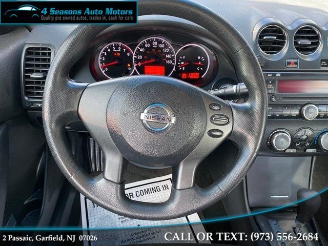 Used Nissan Altima 2.5 S 2012 | 4 Seasons Auto Motors. Garfield, New Jersey