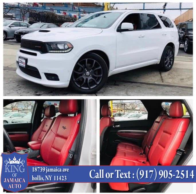 Used 2018 Dodge Durango in Hollis, New York | King of Jamaica Auto Inc. Hollis, New York