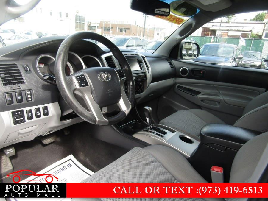 2013 Toyota Tacoma 4WD Double Cab V6 AT (Natl), available for sale in Newark , New Jersey | Popular Auto Mall Inc . Newark , New Jersey