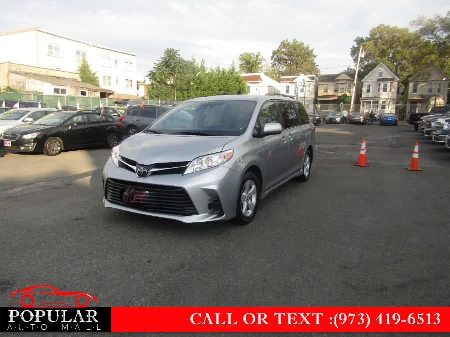 Used 2019 Toyota Sienna in Newark , New Jersey | Popular Auto Mall Inc . Newark , New Jersey