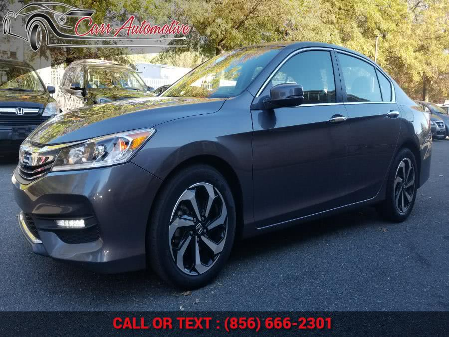 Used Honda Accord Sedan EX-L CVT 2017 | Carr Automotive. Delran, New Jersey