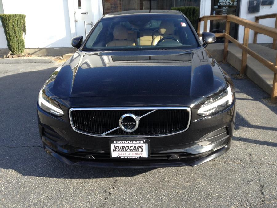 2018 Volvo S90 T5 AWD Momentum, available for sale in Groton, Connecticut | Eurocars Plus. Groton, Connecticut