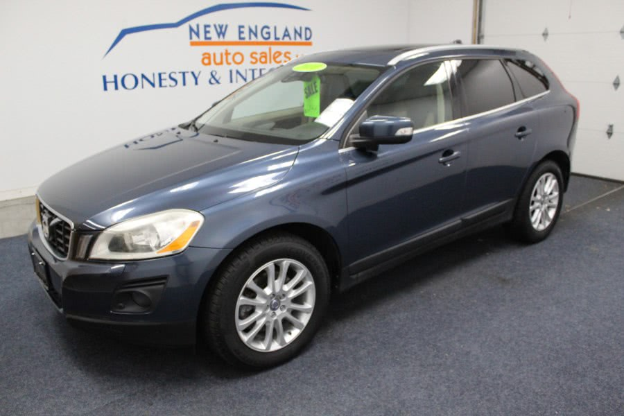 Used Volvo XC60 AWD 4dr 3.0T w/Moonroof 2010 | New England Auto Sales LLC. Plainville, Connecticut