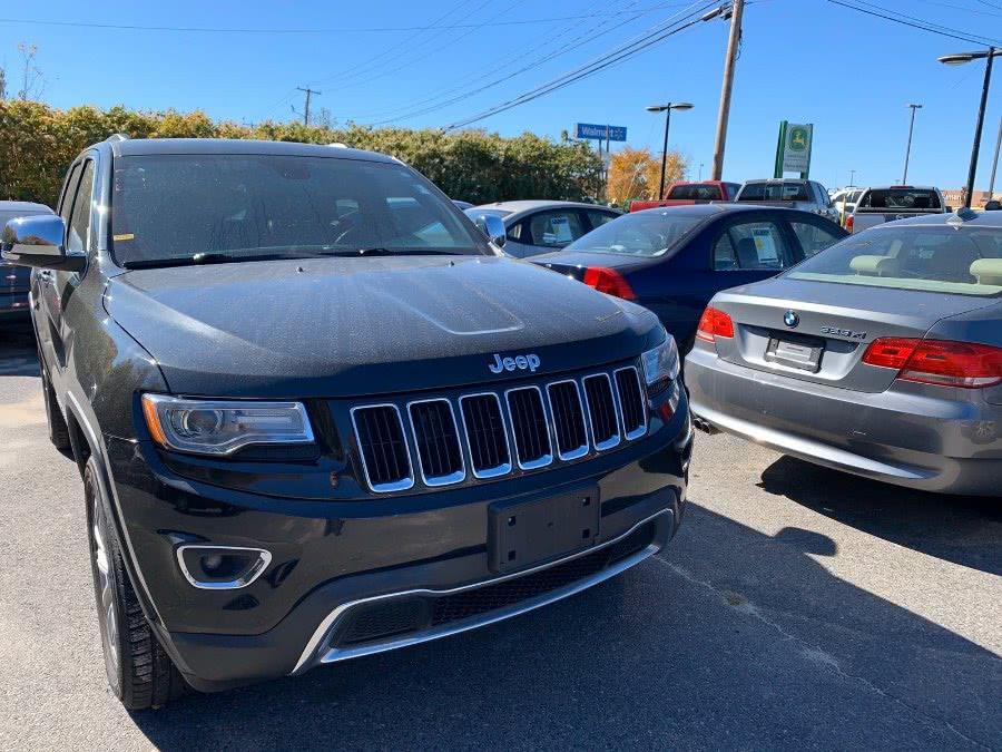 Used 2016 Jeep Grand Cherokee in Raynham, Massachusetts | J & A Auto Center. Raynham, Massachusetts
