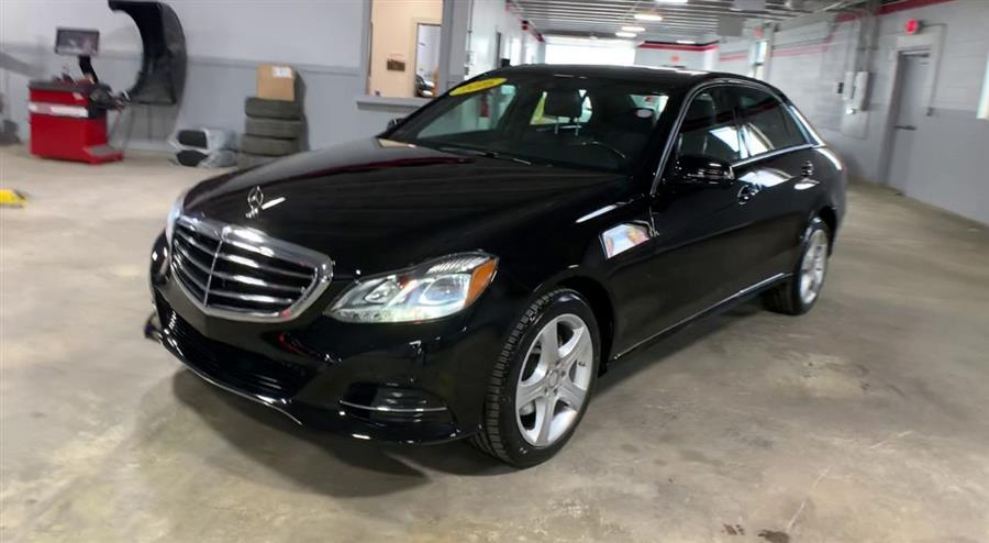 Used Mercedes-Benz E-Class 4dr Sdn E350 Luxury 4MATIC 2016 | Wiz Leasing Inc. Stratford, Connecticut
