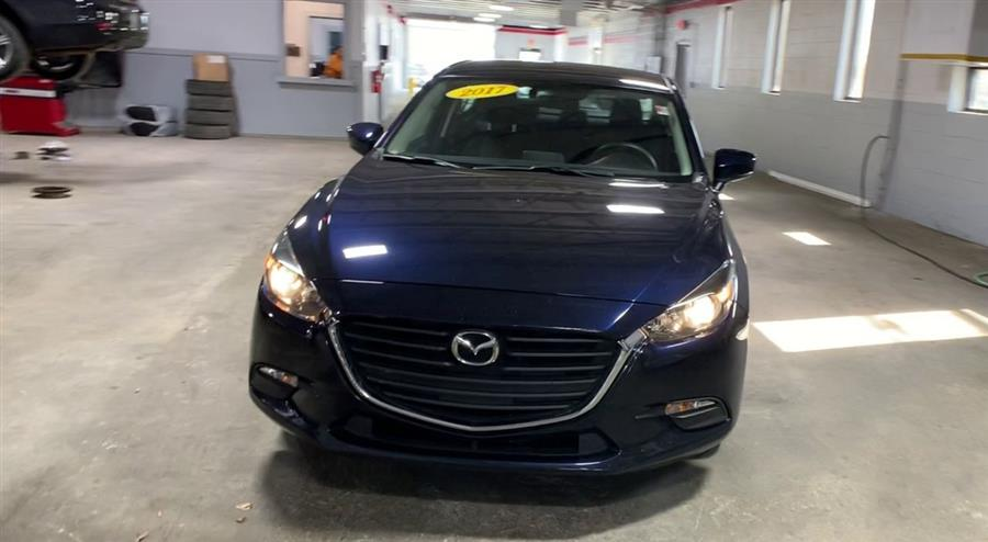 2017 Mazda Mazda3 4-Door Sport Auto, available for sale in Stratford, Connecticut | Wiz Leasing Inc. Stratford, Connecticut