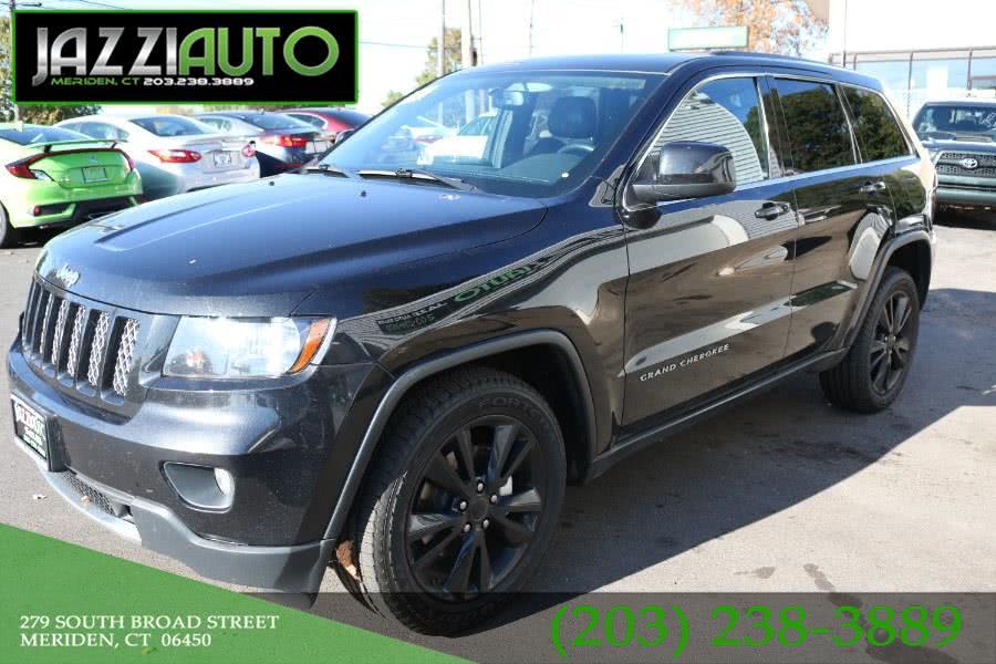 Used Jeep Grand Cherokee 4WD 4dr Laredo ALTITUTE 2012 | Jazzi Auto Sales LLC. Meriden, Connecticut