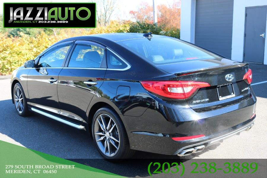 2015 Hyundai Sonata 4dr Sdn 2.0T Sport *Ltd Avail*, available for sale in Meriden, Connecticut | Jazzi Auto Sales LLC. Meriden, Connecticut