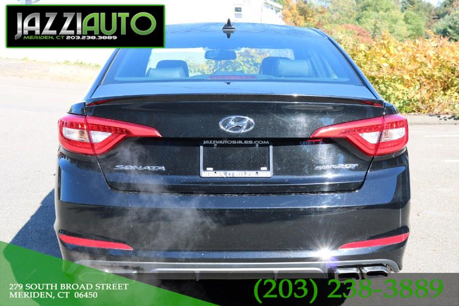 Used Hyundai Sonata 4dr Sdn 2.0T Sport *Ltd Avail* 2015 | Jazzi Auto Sales LLC. Meriden, Connecticut