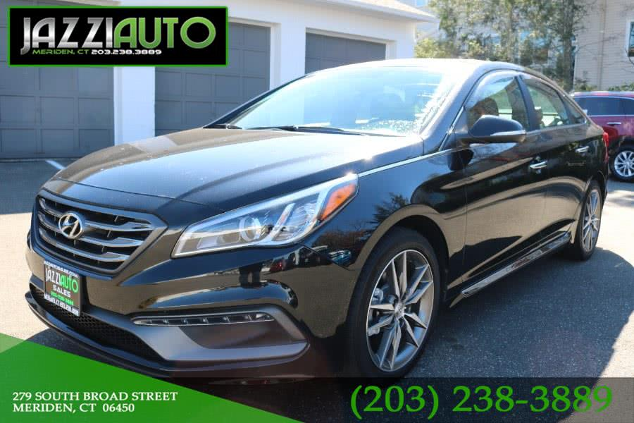 Used 2015 Hyundai Sonata in Meriden, Connecticut | Jazzi Auto Sales LLC. Meriden, Connecticut