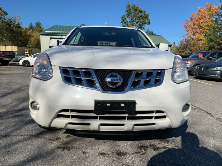 2012 Nissan Rogue AWD 4dr SL, available for sale in Merrimack, New Hampshire | Merrimack Autosport. Merrimack, New Hampshire