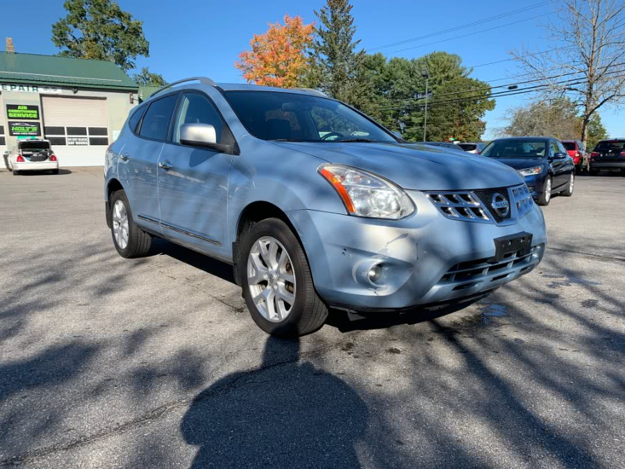 2011 Nissan Rogue AWD 4dr SV, available for sale in Merrimack, New Hampshire | Merrimack Autosport. Merrimack, New Hampshire