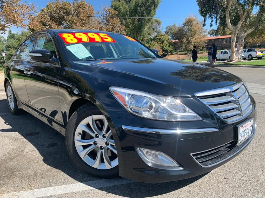 Used 2013 Hyundai Genesis in Corona, California | Green Light Auto. Corona, California