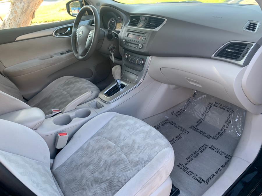 Used Nissan Sentra 4dr Sdn I4 CVT SR 2013   Green Light Auto. Corona, California