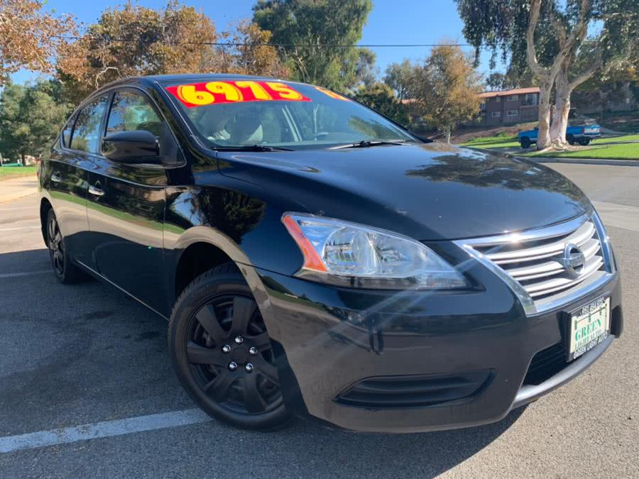 Used 2013 Nissan Sentra in Corona, California | Green Light Auto. Corona, California