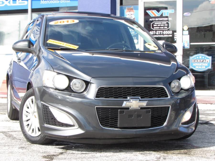 Used Chevrolet Sonic 5dr HB Auto RS 2013 | VIP Auto Enterprise, Inc. Orlando, Florida