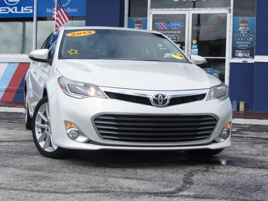 Used Toyota Avalon 4dr Sdn XLE Touring 2013 | VIP Auto Enterprise, Inc. Orlando, Florida