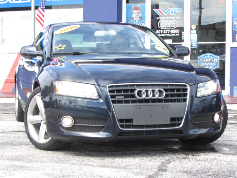 Used 2010 Audi A5 in Orlando, Florida | VIP Auto Enterprise, Inc. Orlando, Florida