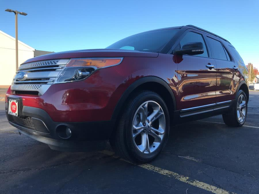 Used 2015 Ford Explorer in Hartford, Connecticut | Lex Autos LLC. Hartford, Connecticut