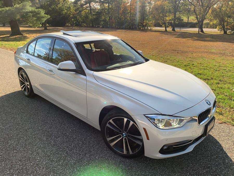 2016 BMW 3 Series 4dr Sdn 328i xDrive AWD SULEV, available for sale in Franklin Square, New York | Luxury Motor Club. Franklin Square, New York