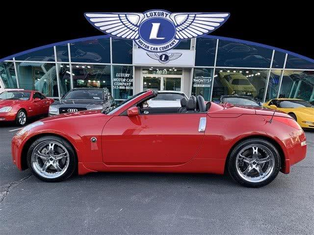 Used 2006 Nissan 350z in Cincinnati, Ohio | Luxury Motor Car Company. Cincinnati, Ohio