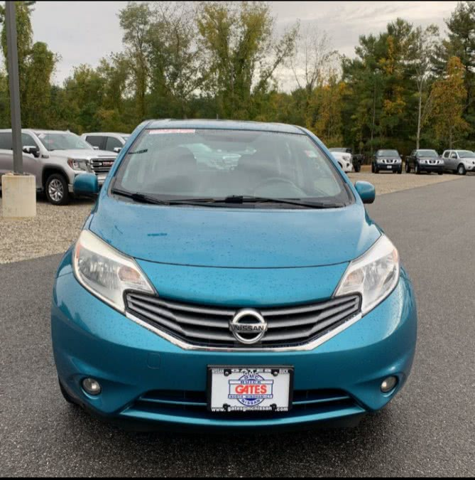 Used 2014 Nissan Versa Note in Wallingford, Connecticut | G&M Auto Sales. Wallingford, Connecticut