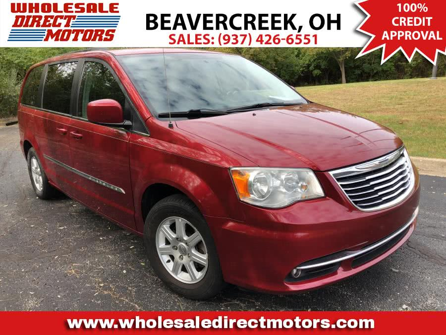 Used Chrysler Town & Country 4dr Wgn Touring 2011 | Wholesale Direct Motors. Beavercreek, Ohio
