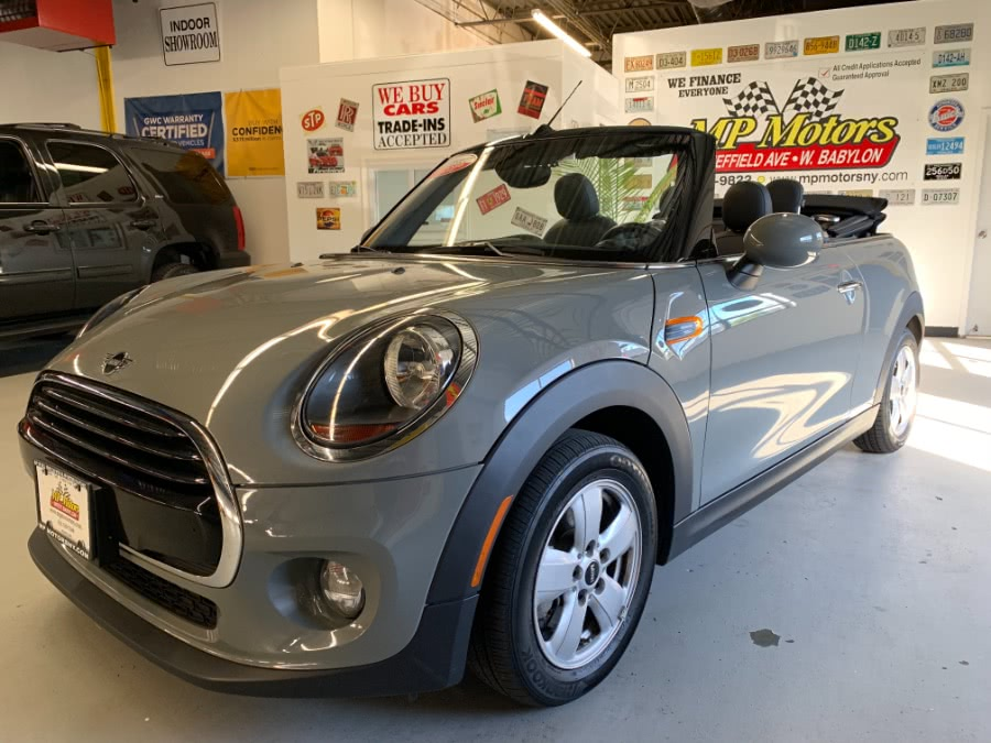 Used 2019 MINI Convertible in West Babylon , New York | MP Motors Inc. West Babylon , New York