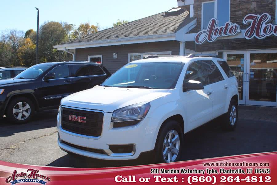 Used 2014 GMC Acadia in Plantsville, Connecticut | Auto House of Luxury. Plantsville, Connecticut