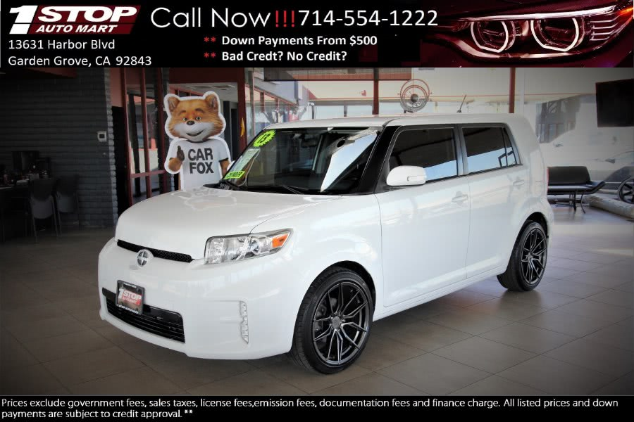 Used 2013 Scion xB in Garden Grove, California | 1 Stop Auto Mart Inc.. Garden Grove, California
