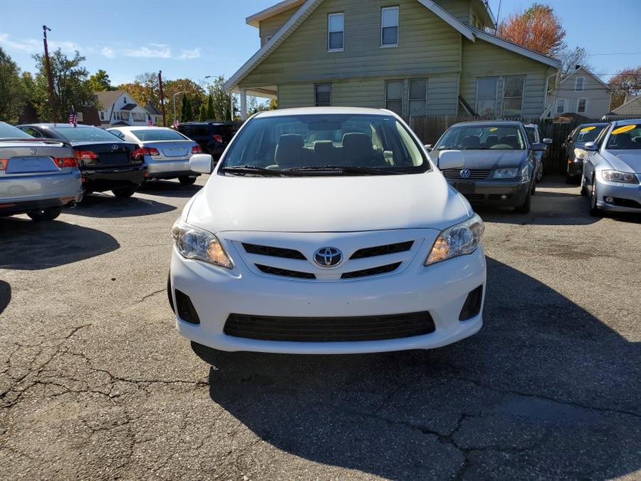 2011 Toyota Corolla 4dr Sdn Auto LE, available for sale in Springfield, Massachusetts | Absolute Motors Inc. Springfield, Massachusetts