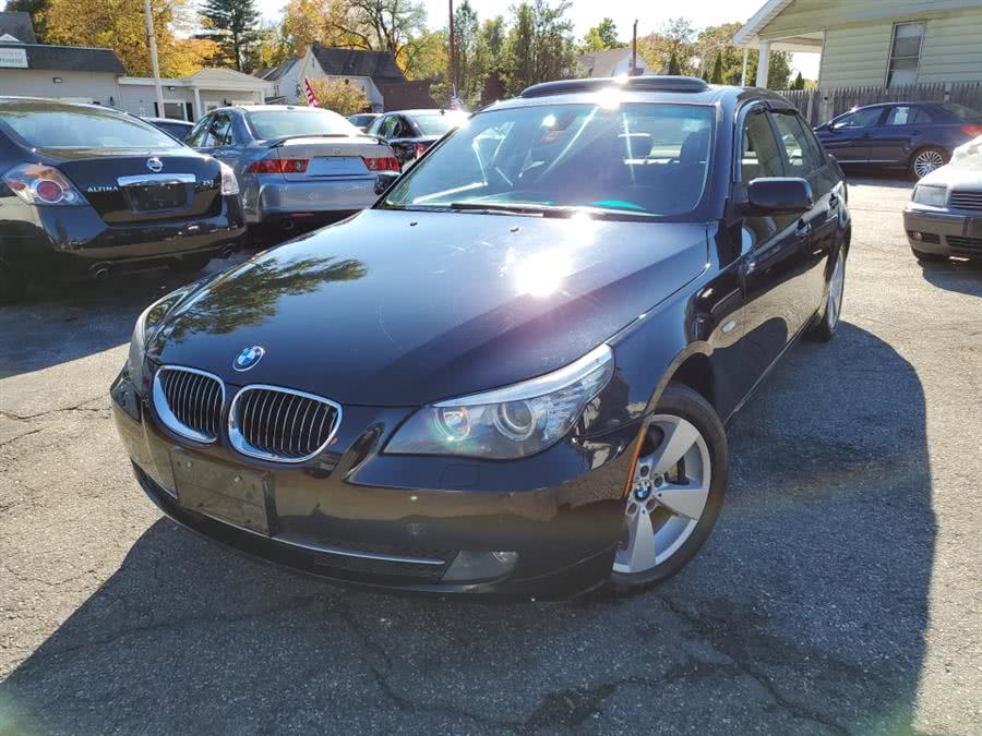 Used 2008 BMW 5 Series in Springfield, Massachusetts | Absolute Motors Inc. Springfield, Massachusetts