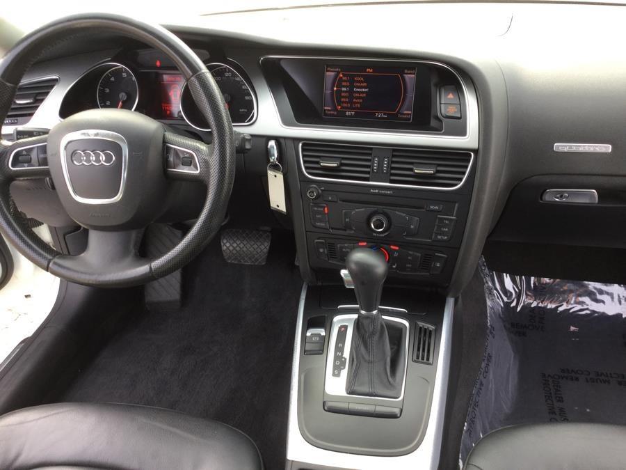 2010 Audi A5 2dr Cpe Auto quattro 2.0L Premium, available for sale in Plantsville, Connecticut | L&S Automotive LLC. Plantsville, Connecticut