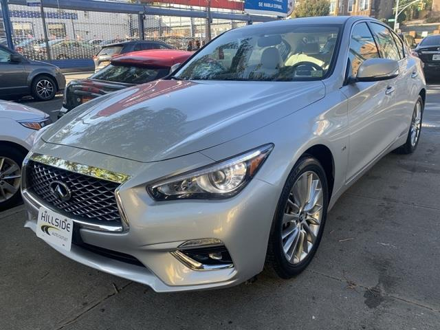 2019 Infiniti Q50 3.0t LUXE, available for sale in Jamaica, New York | Hillside Auto Outlet. Jamaica, New York