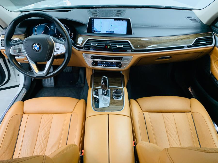 2016 BMW 7 Series 4dr Sdn 750i xDrive AWD, available for sale in Linden, New Jersey   East Coast Auto Group. Linden, New Jersey
