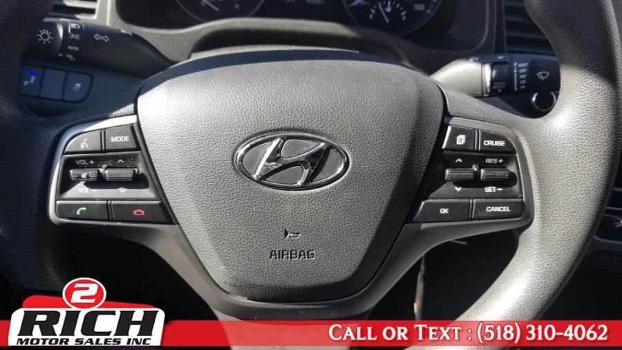 2018 Hyundai Elantra SEL 2.0L Auto (Alabama), available for sale in Bronx, New York | 2 Rich Motor Sales Inc. Bronx, New York