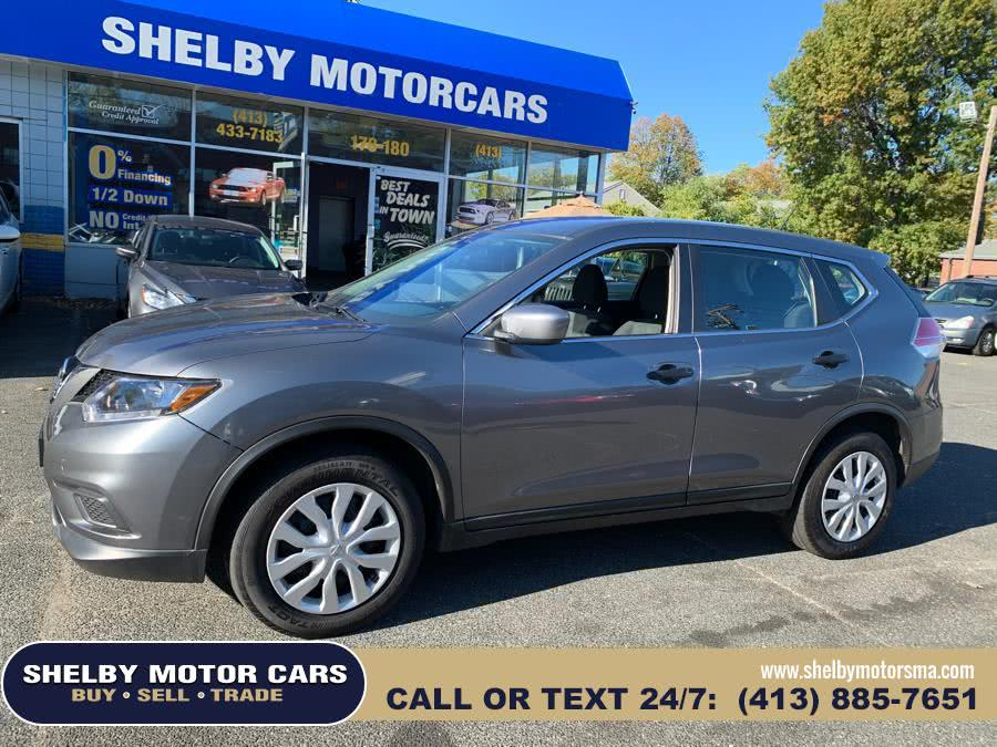 Used 2016 Nissan Rogue in Springfield, Massachusetts | Shelby Motor Cars . Springfield, Massachusetts