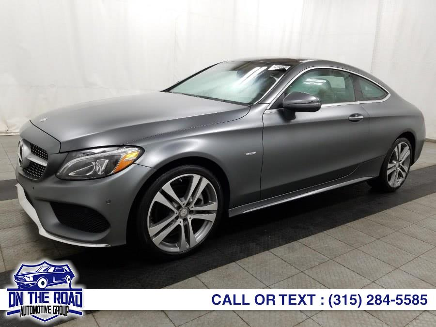 Used 2017 Mercedes-Benz C-Class in Bronx, New York | On The Road Automotive Group Inc. Bronx, New York