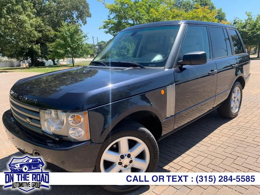 Used 2004 Land Rover Range Rover in Bronx, New York | On The Road Automotive Group Inc. Bronx, New York