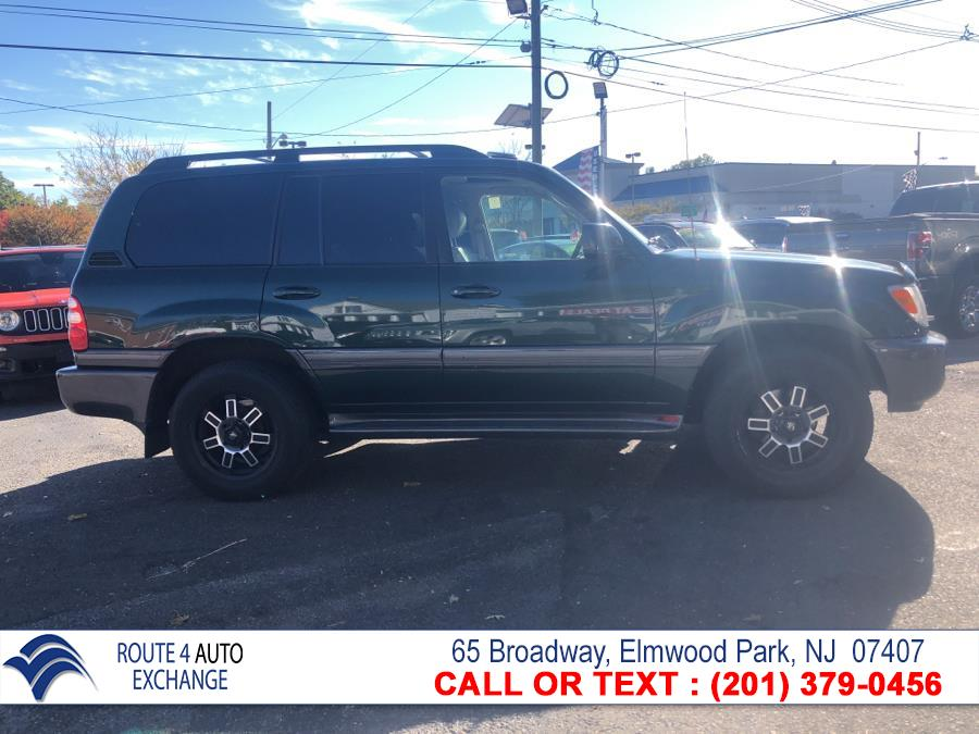 Used Toyota Land Cruiser 4dr 4WD (SE) 2004 | Route 4 Auto Exchange. Elmwood Park, New Jersey