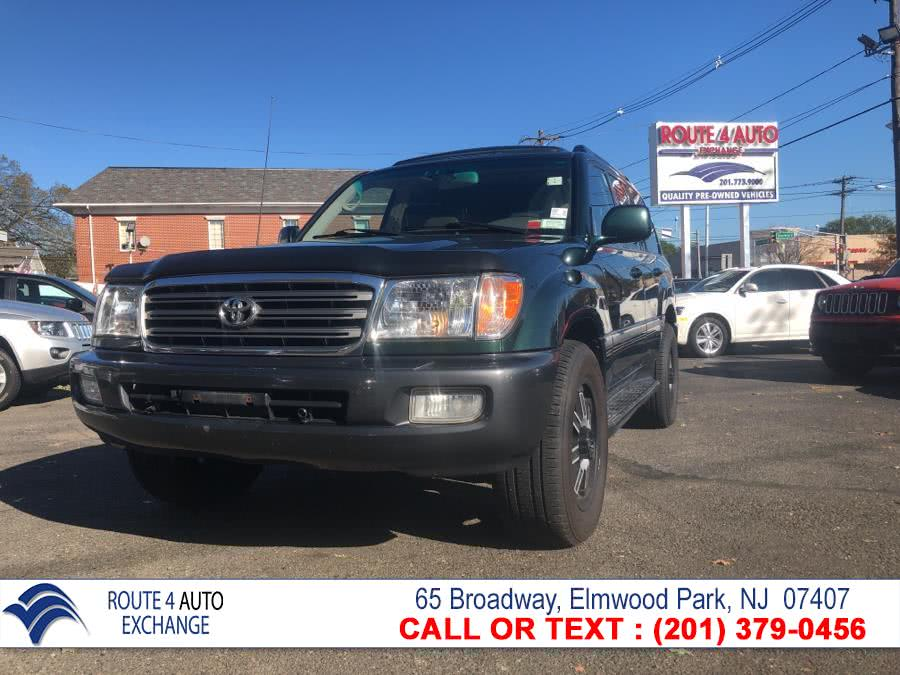 Used 2004 Toyota Land Cruiser in Elmwood Park, New Jersey | Route 4 Auto Exchange. Elmwood Park, New Jersey